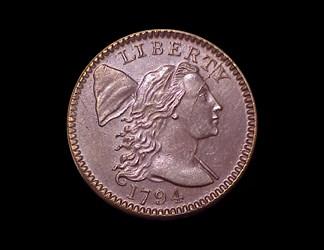 1794 1c, S-70