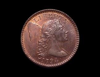 1794 1c, S-71