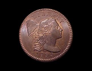 1795 1c, S-74