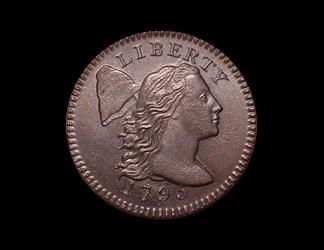 1795 1c, S-75