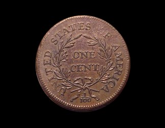 1795 1c, S-77