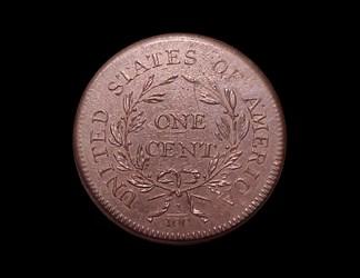 1796 1c, S-85