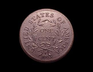 1796 1c, S-86
