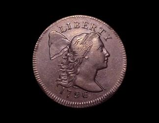 1796 1c, S-90