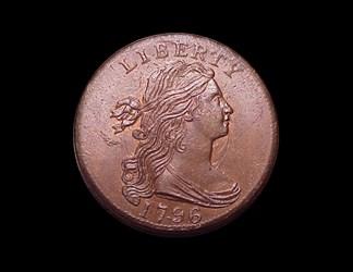 1796 1c, S-93