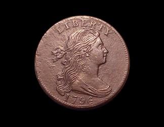1796 1c, S-95