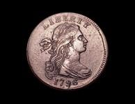 1796 1c, S-97