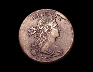 1796 1c, S-110b