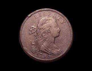 1796 1c, S-114
