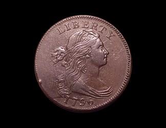 1796 1c, S-115