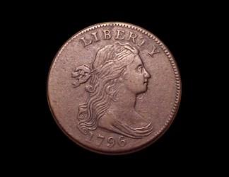 1796 1c, S-115a