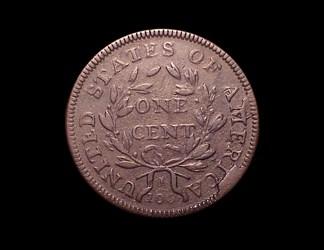 1797 1c, S-122