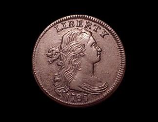 1797 1c, S-126