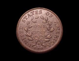 1797 1c, S-127