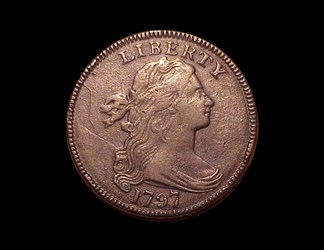 1797 1c, S-127b