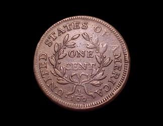 1797 1c, S-133