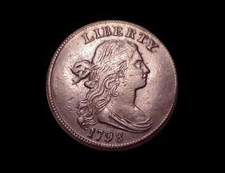 1798 1c, S-161