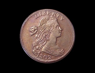 1802 1c, S-227