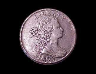 1803 1c, S-261b