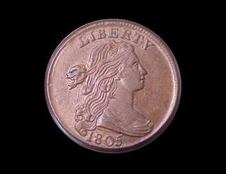 1805 1c, S-267