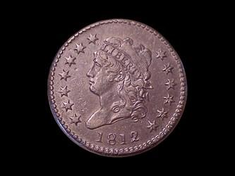 1812 1c, S-289