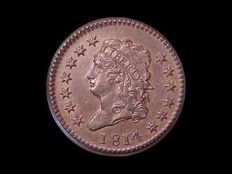 1814 1c, S-295