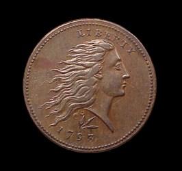 1793 1c, S-11c