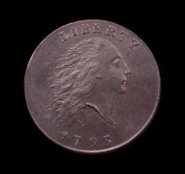 1793 1c, S-1