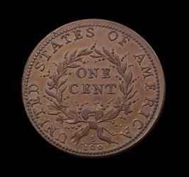 1793 1c, S-6