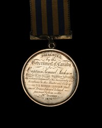 Dominion of Canada Lifesaving Medal