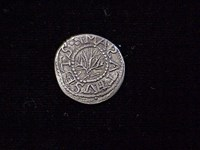1652 Oak Tree Threepence, N24