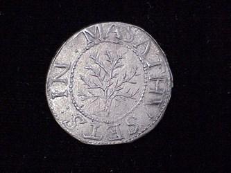 1652 Oak Tree Shilling, N1