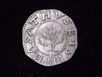 1652 Oak Tree Shilling, N6