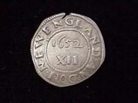 1652 Oak Tree Shilling, N9