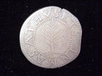 1652 Pine Tree Shilling, N7