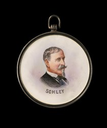 Admiral Schley - Flagship Brooklyn