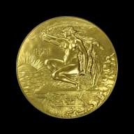 World's Columbian Expo Presentation Medal