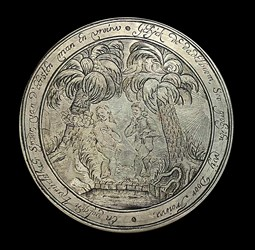 1720, wedding anniversary medal