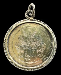 1632, wedding medal