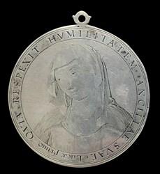 1620, Christ / Maria