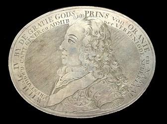 1748, Willem IV by V. Oye AE 70