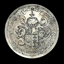 1684, Bombazijn guild, Bolsward (Friesland)