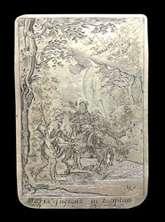 1642, Flight from Egypt