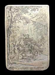 1642, Flight from Egypt