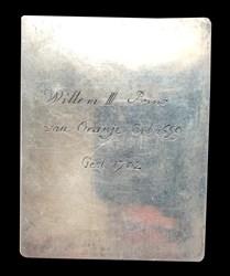 1702, Willem III of Orange