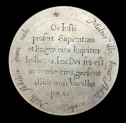 1679, Professorial death medal