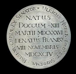 1694 funeral medal