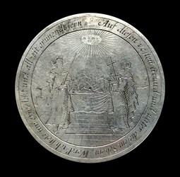 1710, birth medal