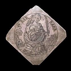 1578, 40 stuiver, S. Barbara