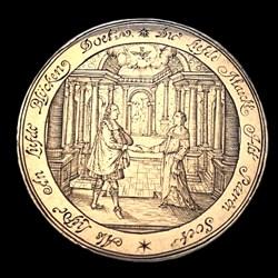 1650, medal box